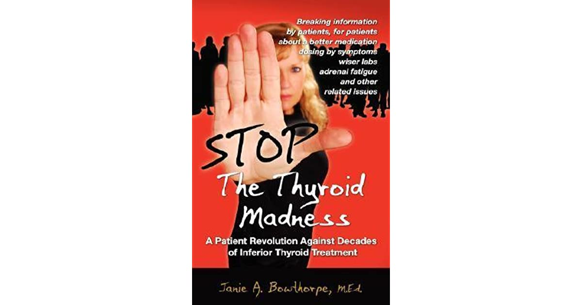 Stop The Thyroid Madness Ebook