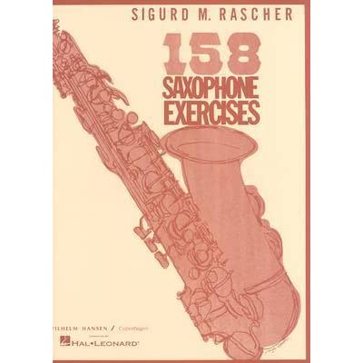 158 Saxophone Exercises download