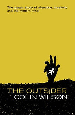 The Outsider book cover