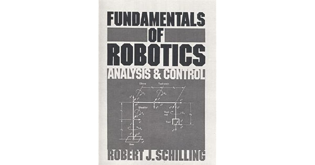 Schilling robotics ebook robert