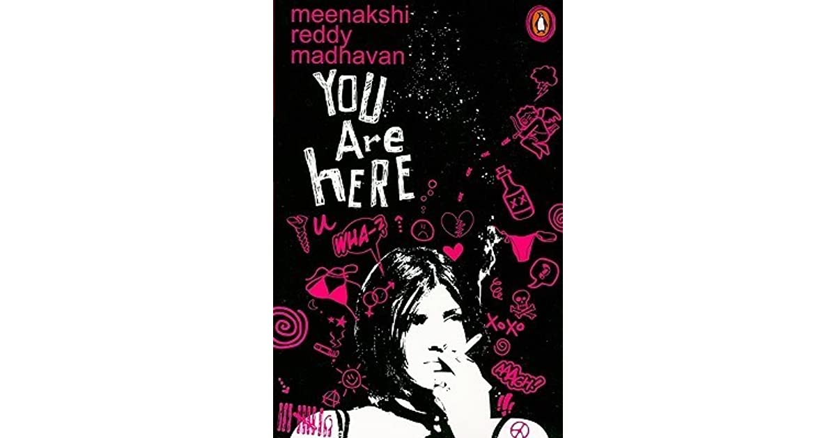 You Are Here by Meenakshi Reddy Madhavan