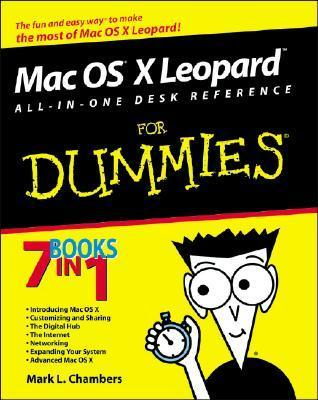 Mac OS X Leopard All-in-One Desk Reference for Dummies (ISBN - 0470054344)