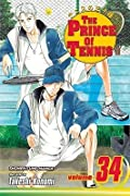 The Prince of Tennis, Volume 34: Synchro