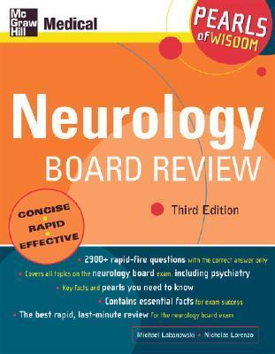 Neurology Board Review (Pearls of Wisdom)