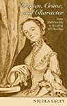 Women, Crime, and Character: From Moll Flanders to Tess of the d'Urbervilles
