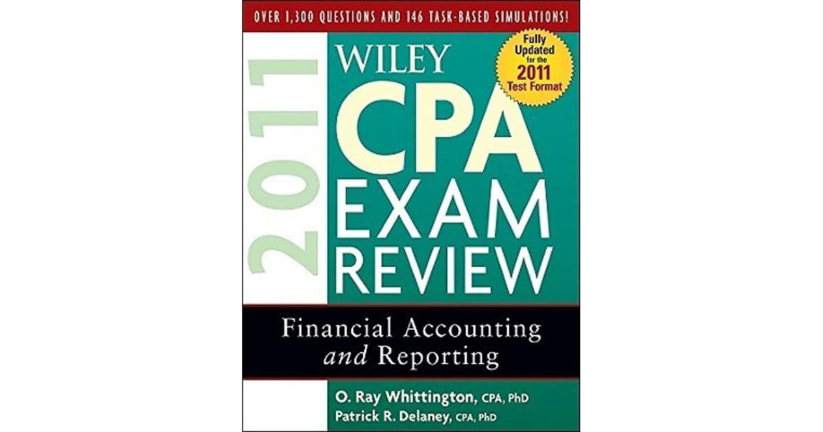Wiley CPA Exam Review: Financial Accounting and Reporting by