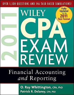 Wiley CPA Exam Review: Financial Accounting and Reporting by Patrick