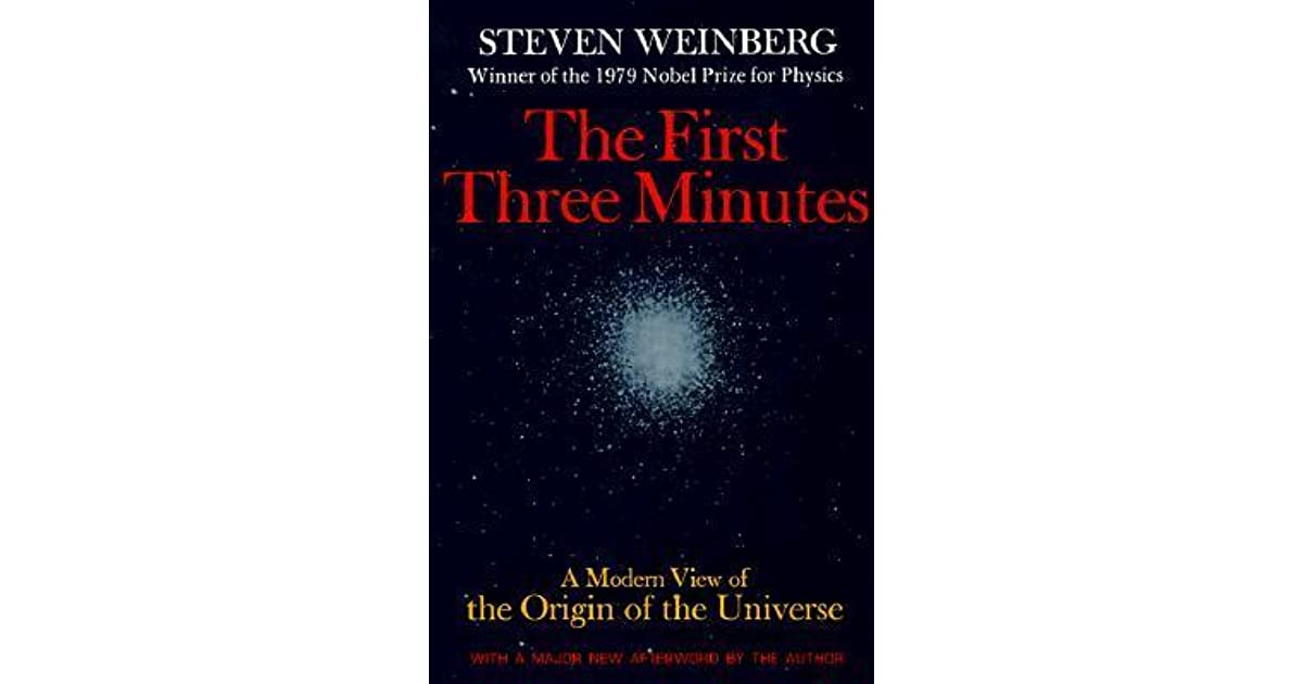 a discussion of the origin of the universe