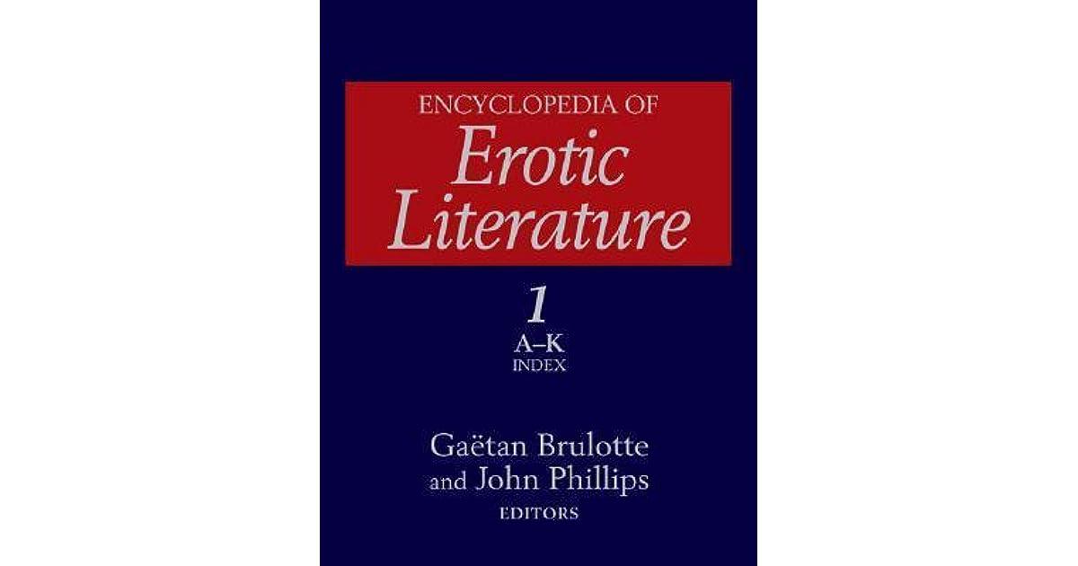 index Erotica authors
