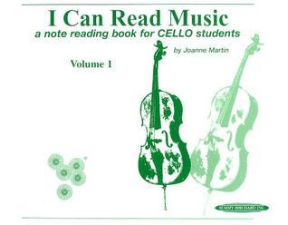 I Can Read Music Viola Volume 1