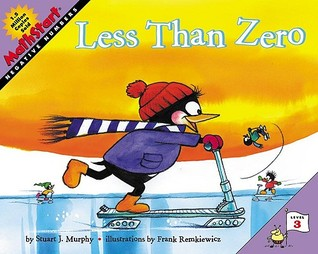 Less Than Zero (Mathstart: Level 3)