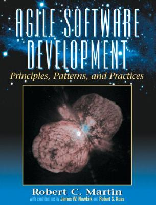 Agile Software Development Principles Patterns And Practices By Robert C Martin