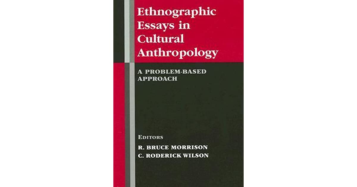 cultural anthropology topics for papers