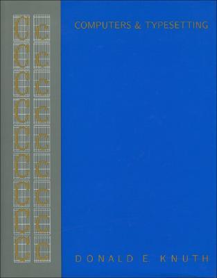 Computers & Typesetting, Volume C: The Metafont Book