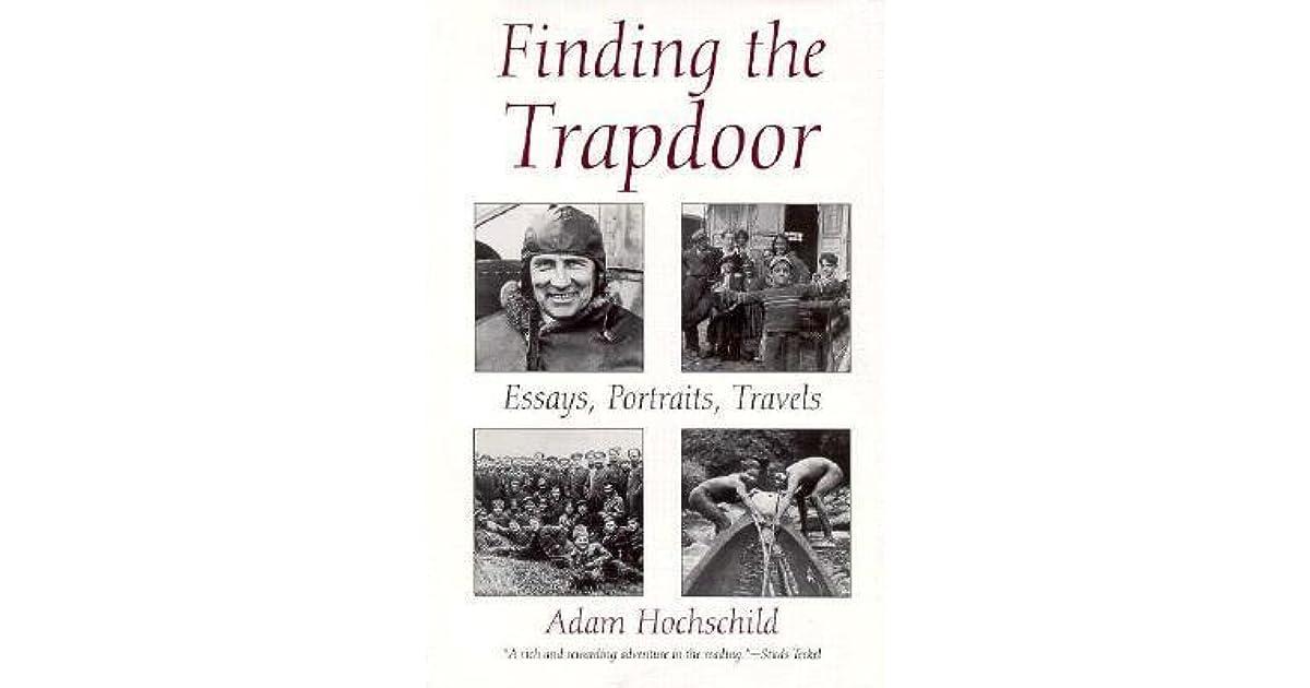 essay finding portrait trapdoor travel