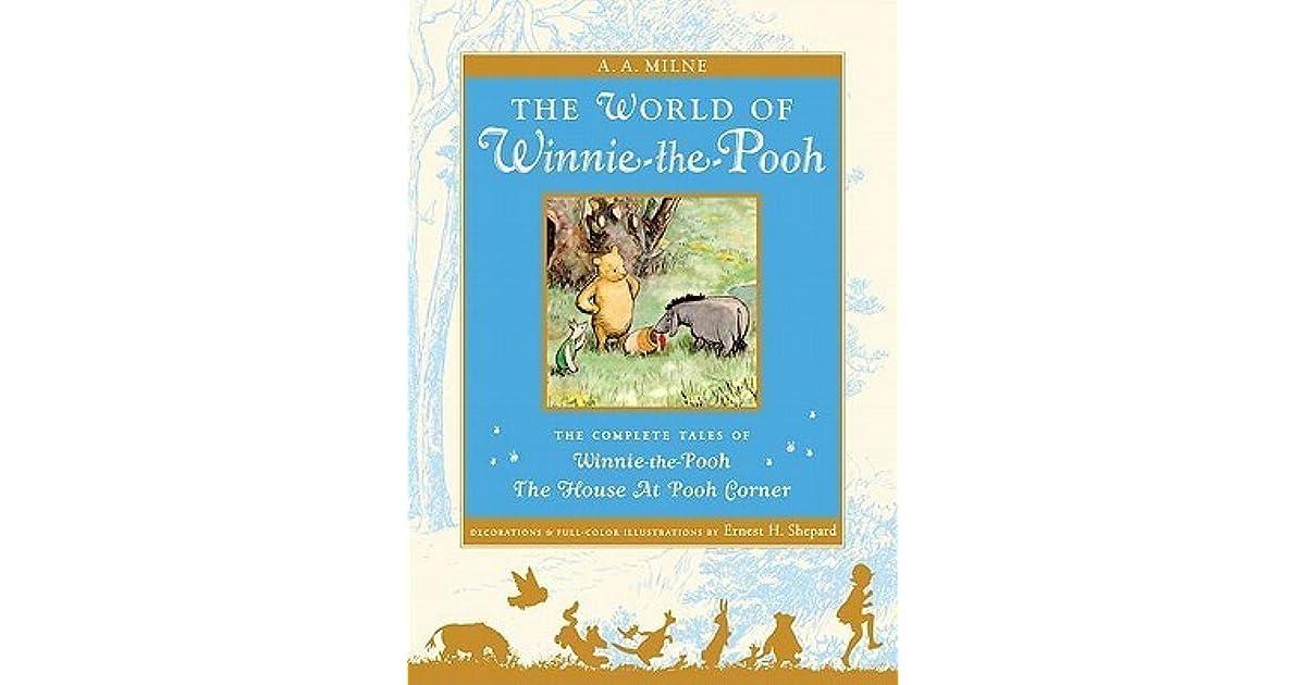 The Collected Stories of WinniethePooh