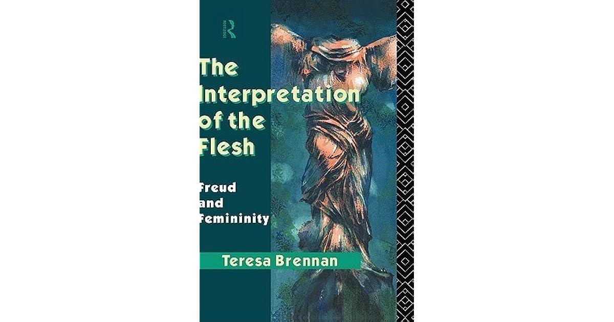Teresa brennan between feminism and psychoanalysis and sexuality