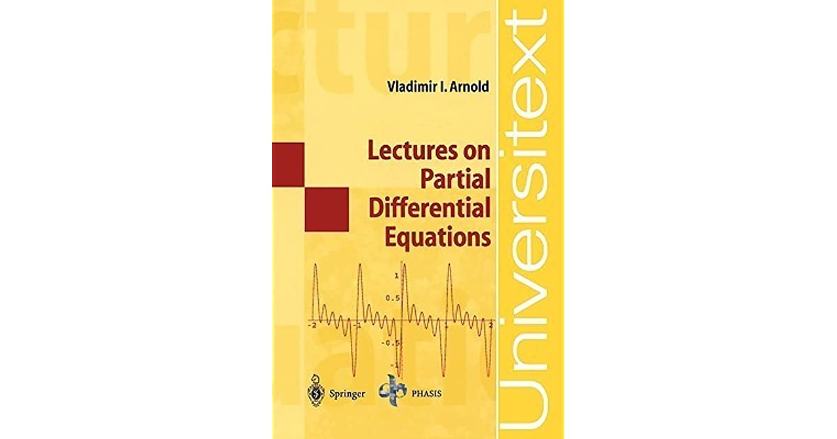 The Theory of Differential Equations (Universitext)