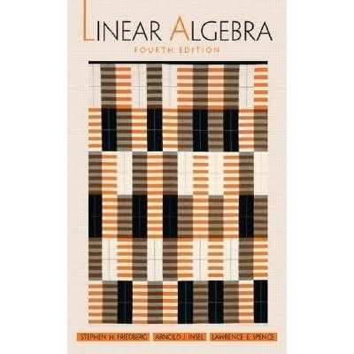 linear algebra with applications 4th edition otto bretscher pdf