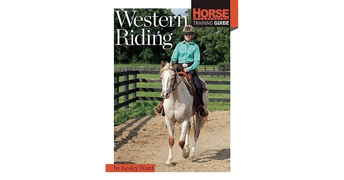 Western Riding By Lesley Ward