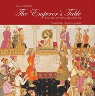 The emperor's table  by Salma Husain