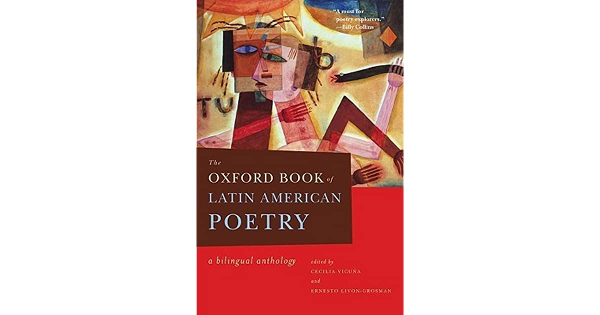 the oxford book of latin american essays The lac is one of the premier centres for the multidisciplinary study of latin america st antony's college of the university of oxford latin american centre.