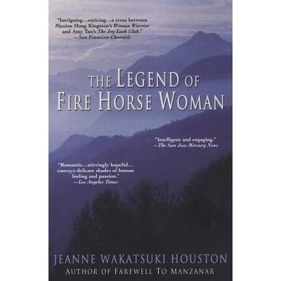 The legend of fire horse woman by jeanne wakatsuki houston fandeluxe Image collections