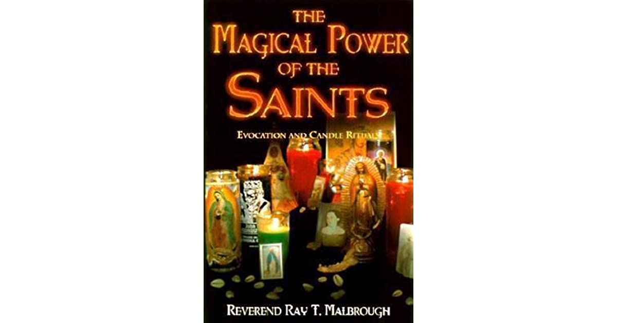 The Magical Power of the Saints: Evocation and Candle