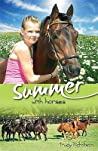 Summer with Horses (White Cloud Station, #2)