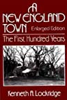 A New England Town: The First Hundred Years
