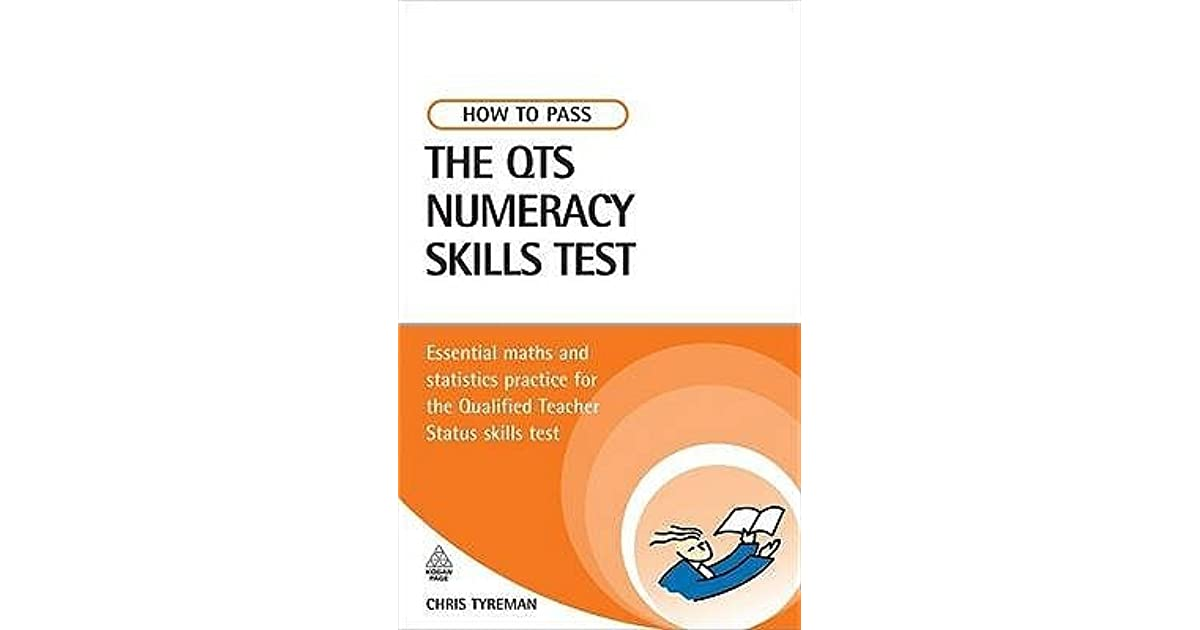 How to Pass the Qts Numeracy Skills Test: Essential Mental and ...