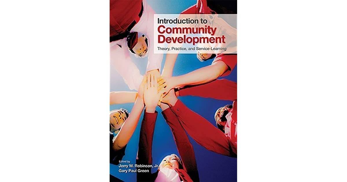 Introduction To Community Development  Theory  Practice