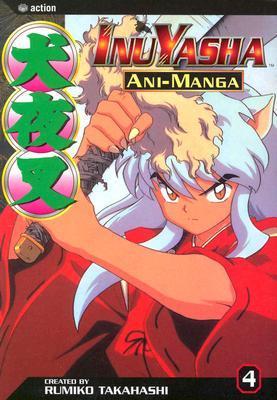 InuYasha Ani-Manga, Vol. 4