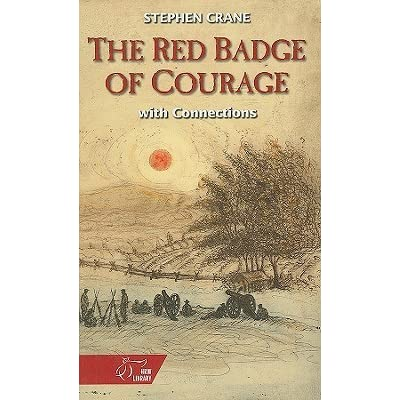 christian symbolism in stephen cranes novel the red badge of courage Essay on symbolism in the red badge of courage by stephen crane - the red badge of courage the red badge of courage, by steven crane, has been proclaimed one of the greatest war novels of all time.