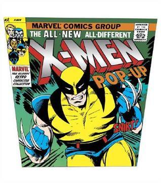 X-Men Pop-Up: Marvel True Believers Retro Collection (Marvel True Believers)