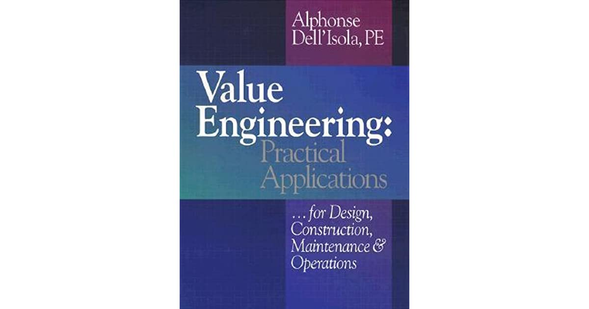 Value Engineering Book