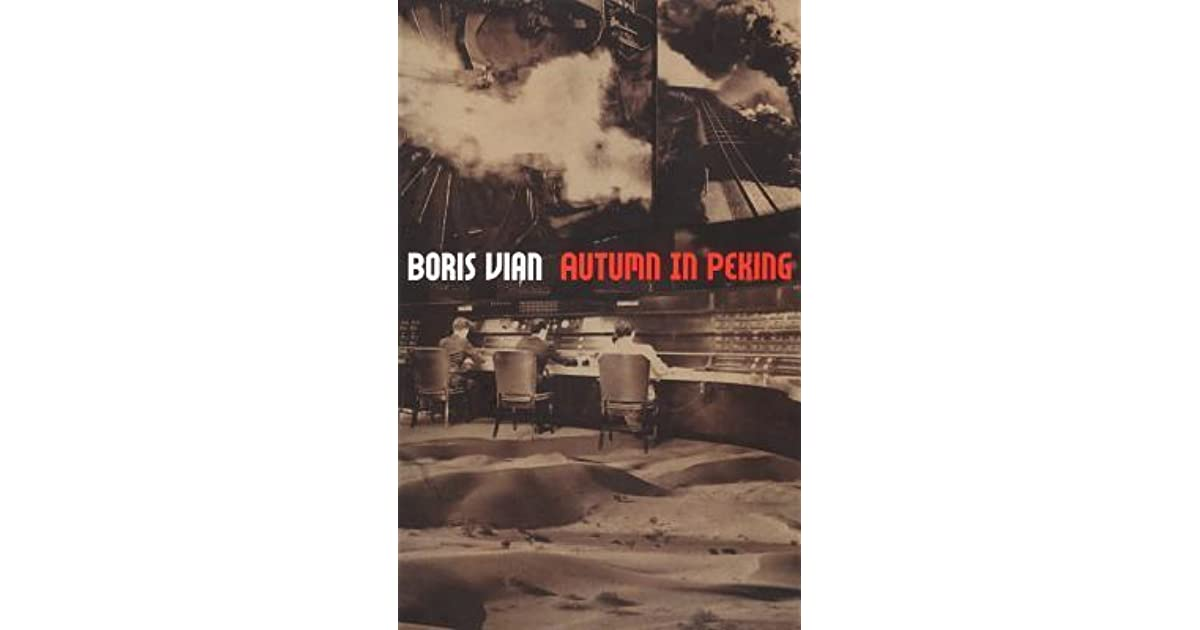 Boris Vian Ebook