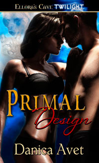 Primal Design (Cajun Heat, #2)