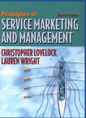 Principles of Service Marketing and Management by Christopher Lovelock