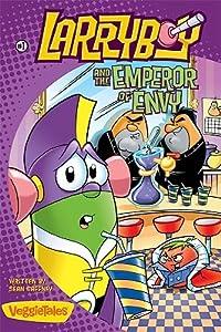 LarryBoy and the Emperor of Envy (LarryBoy #1)