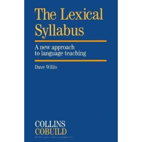 syllabus design in english language teacing education essay This module will present the theoretical background to communicative language teaching and learning and investigates practical issues of current concern in teaching and testing topics include communicative competence, relationship of l1 to l2 teaching in the l2 socio-cultural studies.