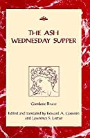 Ash Wednesday Supper