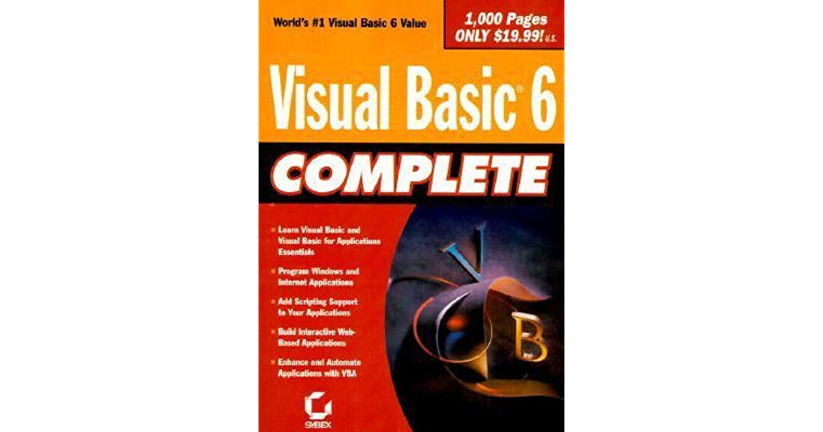 Mastering Visual Basic 6.0 Ebook