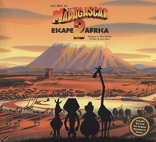 The Art Of Madagascar Escape 2 Africa By Jerry Beck