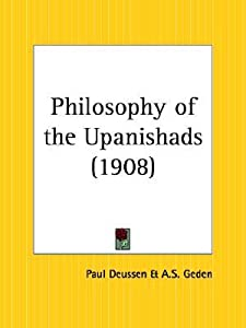 Philosophy of the Upanishads
