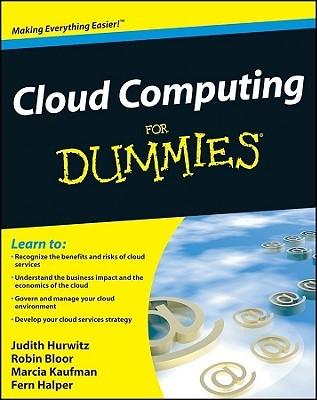 Cloud Computing for Dummies by Judith Hurwitz