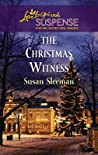 The Christmas Witness (The Morgan Brothers #3)