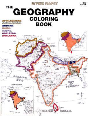 The Geography Coloring Book by Wynn Kapit