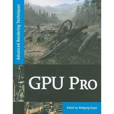 GPU Pro Advanced Rendering Techniques