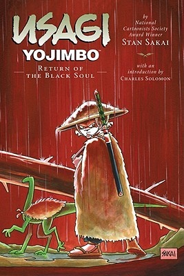 Usagi Yojimbo Volume 24: Return of the Black Soul Limited Edition